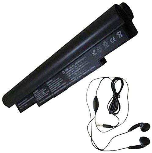 Amsahr NC10(H) -039Cell 6600mAh batteria di ricambio per Samsung NC10, N110, N120, n140-ja02, n140-ja08