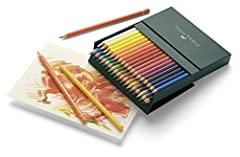 Idea Regalo - Faber Castell Gift Box Similpelle 36 Matite Poly