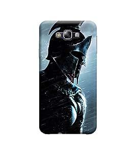 Kratos Premium Back Cover For Samsung Galaxy E5