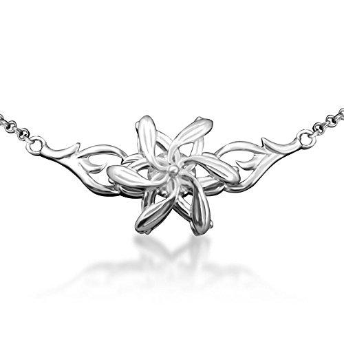 Die Joyer ¨ ªa Halskette Anhänger die Blume - Galadriel Kostüm Hobbit