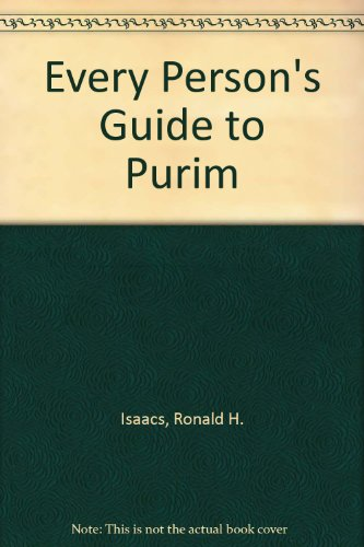Every Person's Guide to Purim