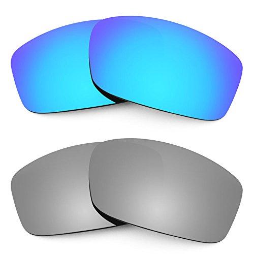 Revant Ersatzlinsen für Costa Caballito Polarisiert 2 Paar Kombipack K004