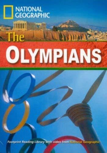 The olympians. Footprint reading library. 1600 headwords. Level B1. Con DVD-ROM. Con Multi-ROM (National Geographic Footprint Reading Library) por Rob Waring