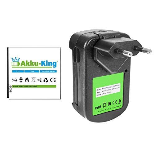 Ladegerät + Akku für Samsung Galaxy S i9000 i9010 i9001 mit USB-Anschluss