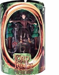 Lord of the Rings Lord of the Rings Frodo with Ring Fellowship of the Ring