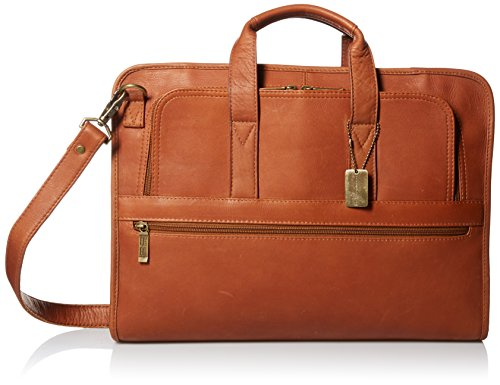 claire-chase-sydney-briefcase-saddle-one-size