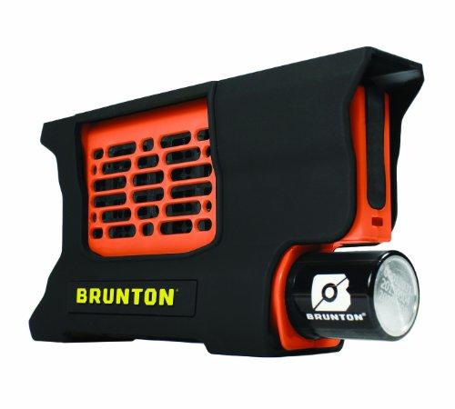 Brunton Brennstoffzelle Reactor, Orange, 1899600 Brunton Adapter