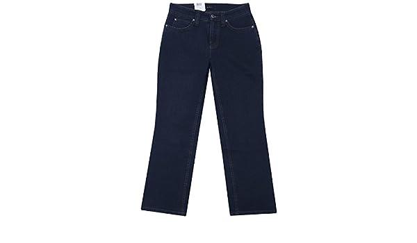 MAC, Melanie, Damen Jeans Hose, Stretchdenim, darkblue, D 36