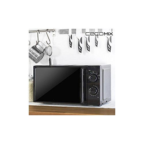 Micro-ondes Cecomix All Black 1367 20 L 700W Noir