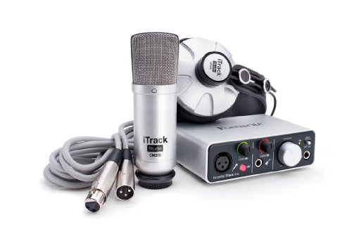 FOCUSRITE iTrack Studio Hardware per iPad, Mac e Pc
