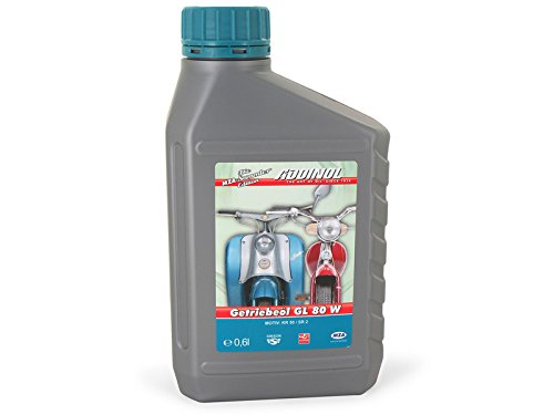 Addinol-MZ406-ADDINOL-MZ406-gl80-W--minerali-06l-ingranaggi-GL-3-API-GL-3-MZA-Sammler-Edition-per-KR50SR2