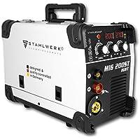 Acero de Mig 200 ST IGBT – Mig Mag – Gas sudor dispositivo con 200 amperios