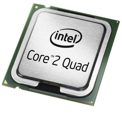 Intel Core 2Quad (Q9550) Prozessor-2,83GHz 12288KB L2Cache 1333MHz FSB (Boxed) (bx80569q9550s)