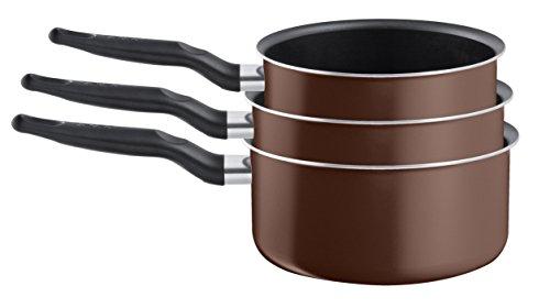 Tefal B3009502 Extra Brownie Casserole Aluminium 14/18/20 cm Set de 3