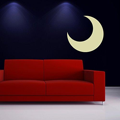 crescent-moon-silueta-planetas-y-el-sistema-solar-espacial-pegatinas-de-pared-arte-adhesivos-disponi