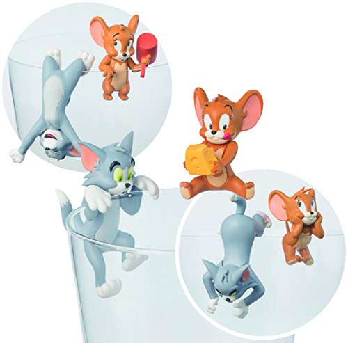 Tom & Jerry Putitto Series Trading Figure 4 - 5 cm Assortment (8) Kadokawa Mini