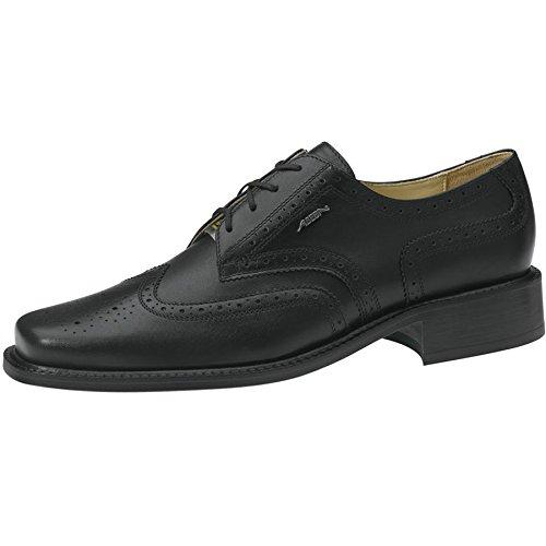 Abeba Manager Chaussures à lacets noir ESD Noir