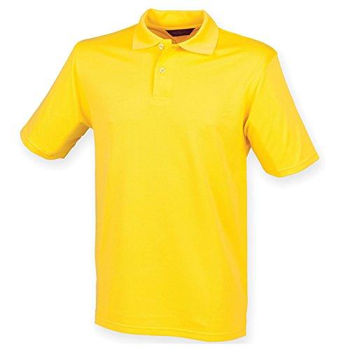 Henbury -  Polo  - Uomo Yellow