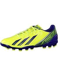 Adidas F10 TRX FG Nero V21310 - nero / argento / giallo, 9.0 UK - 43.1/3 EU