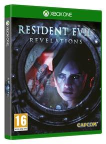 Resident Evil Revelations (Xbox One) [importación inglesa]