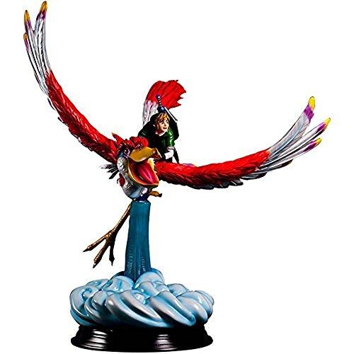 Preisvergleich Produktbild The Legend of Zelda: Skyward Sword Statue / Figur: Link auf Loftwing 66 cm