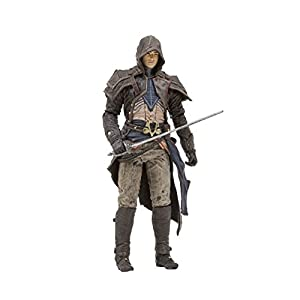 McFarlane Toys 81042 – Assassin's Creed Series 4 Arno Dorian Master Assassin Outfit Figur 13 cm