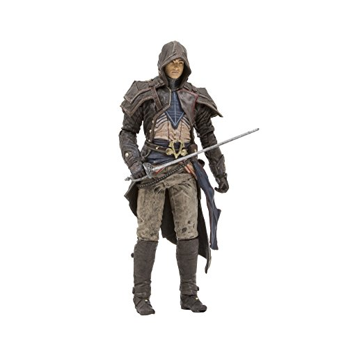 McFarlane Toys 81042 - Assassin's Creed Series 4 Arno Dorian Master Assassin Outfit Figur 13 cm
