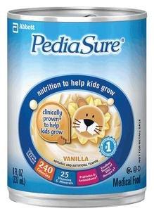 abbott-nutrition-pediasure-pediatric-instant-vanilla-shake-55897-cs-24-250ml-cans-by-