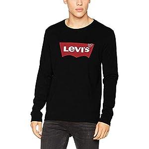 Levi's LS Graphic Tee - B Maglietta a Maniche Lunghe Uomo 6 spesavip