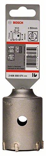 Bosch 2 608 550 075 - Corona perforadora hueca SDS-plus-9