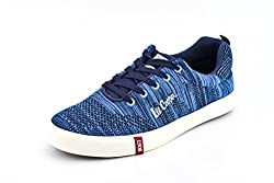 Lee Cooper Mens Blue Nordic Walking Shoes - 8 UK/India (42 EU)(LC3637)