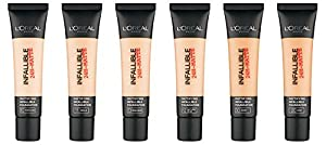 L'Oreal Paris Infallible 24H-Matte Foundation 10 Porcelain 35ml