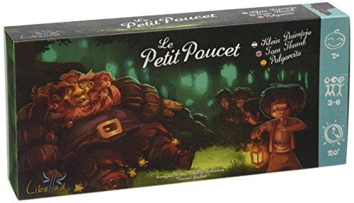 Libellud - Le Petit Poucet, juego educativo (PUL01)