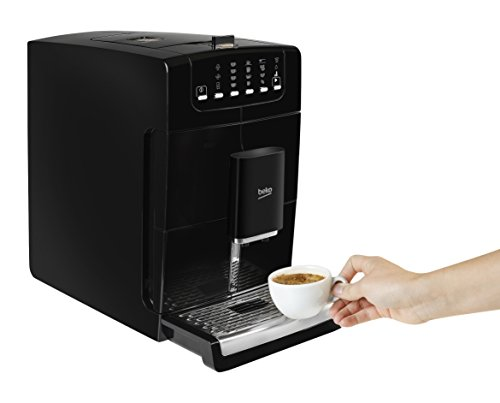 Beko Ceg7425b Bean To Cup Espresso Maker, 15 Bar, Black