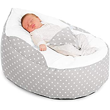 Groovy Bambeano Baby Bean Bags Support Chair With Free My 1St Machost Co Dining Chair Design Ideas Machostcouk