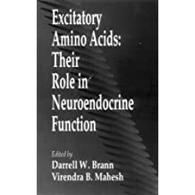 Excitatory Amino AcidsTheir Role in Neuroendocrine Function by Darrell W. Brann (1995-10-24)