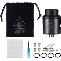 Gaigor RDA Clone Goon V1.5, Dripping Atomizador Dual Coil, Sin Nicotina,