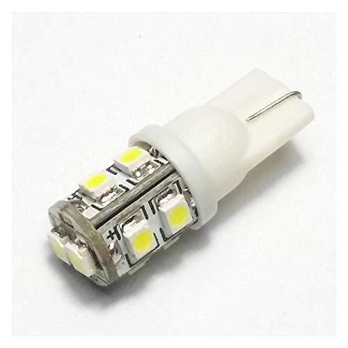 BeMatik - Ampoule LED Voiture T10 W5W 10x1210SMD