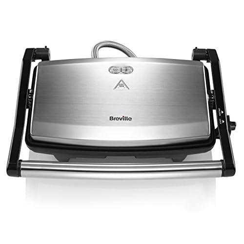 41OneyTaXiL. SS500  - Breville Cafe Style Sandwich Press