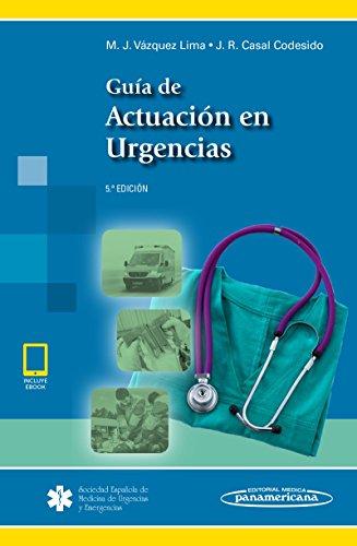 Guía de Actuación en Urgencias por Manuel José Vázquez Lima