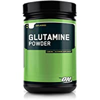 Optimum Nutrition Glutamine 5000 Muscle Recovery Powder, 1.05 kg