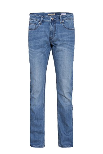 WAY OF GLORY 5-Pocket-Jeans Slim Fit, Stone Wash »Justin« Herren Slim Fit Casualmode 1001335