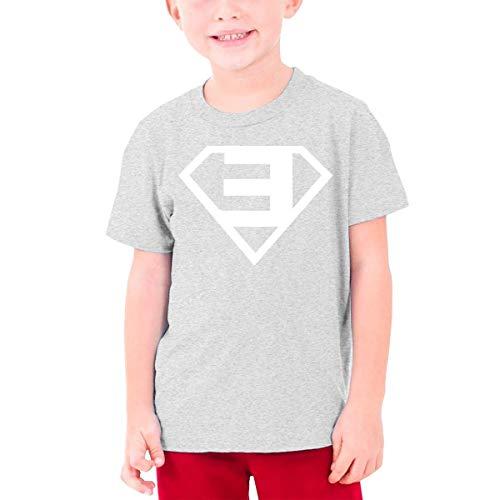 E-minem Teenage Fashionable T-Shirt Black - Acme Minen