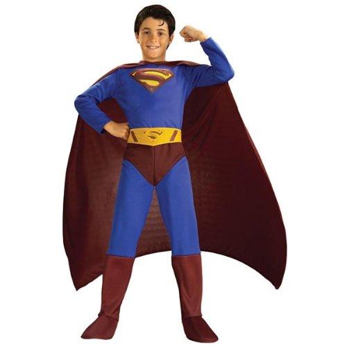 Rubies Kinderkostüm - Superman Gr. L