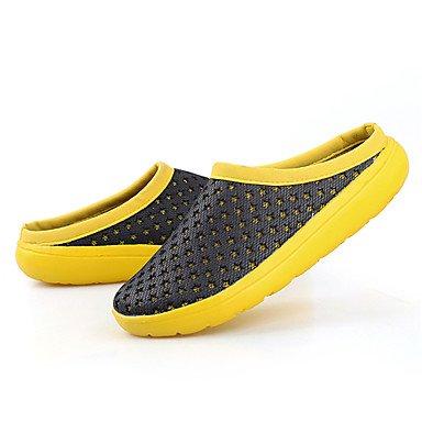 5 Salto Sapatos As Piscina Sandálias 5 Verão Us7 Flat Luz De Solas Eu39 Tule Uk6 Casuais Cn40 z0qz6