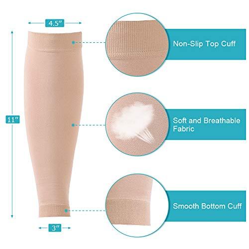 Zoom IMG-3 calze a compressione graduata fascia