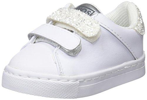 Gioseppo 43930, Zapatillas de Estar por Casa para Bebés, Plateado (Plata), 25 EU