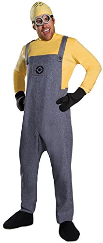Despicable Me 3 Dave Deluxe Adult Costume