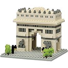 Nanoblock - Luoghi Arco di Trionfo