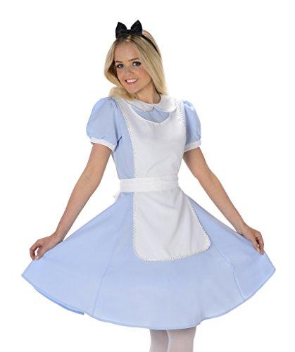 Imagen de disfraz para adultos de alicia en el país de las maravillas, de mujer. alternativa